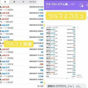 新FXツール収支報告09/08