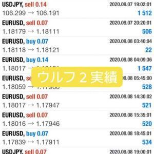 新FXツール収支報告09/09