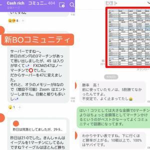 新BOキャッシュリッチ2収支報告09/10