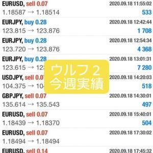 新FXツール収支報告09/19 その2