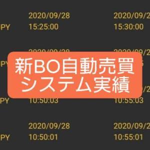 新BOキャッシュリッチ2収支報告09/29
