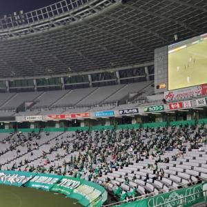 期待の新人「山下諒也!!」東京ヴェルディVSファジアーノ岡山の試合を観に行きました。