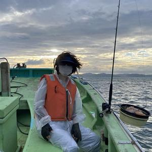 海釣りと曼珠沙華
