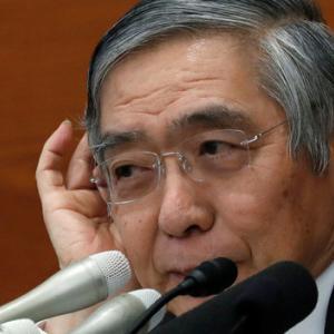 【経済】日銀総裁 消費増税「経済に大きな影響ない」