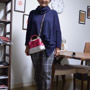 ウェーブに似合うバッグ、ストレートに似合うバッグ、お気に入りのオーダーバッグ!
