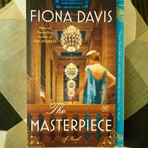 NYの名所が舞台のアートミステリー The Masterpiece (Fiona Davis)