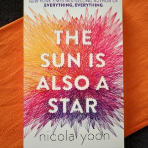 今日の自分が、見知らぬ誰かの人生を彩るかもしれない… The Sun Is Also A Star (Nicola Yoon)