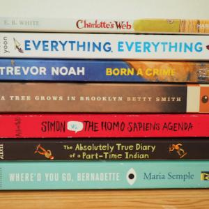 夏休みの読書にオススメしたい、私のお気に入りの洋書7冊