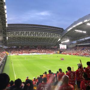 ヴィッセル神戸 VS. 名古屋グランパス 観戦記