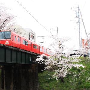 桜と絡めて撮影してきました。(2)
