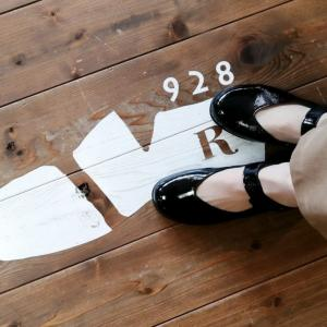 パンプスっぽく見える靴