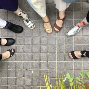 こんな時だから、手持ちの靴を見直してみませんか。
