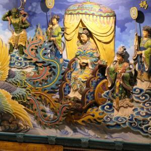 饒河街夜市で媽祖廟参りと胡椒餅 ANA(DIA)修行2019 台湾編 7-5