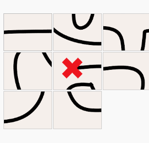 【パズル】脳トレ ― スライドパズル Level:3【ブラウザゲーム】