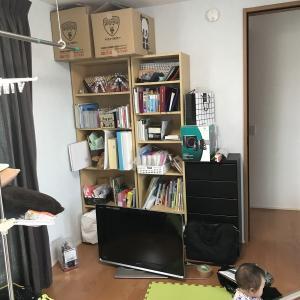 【第3弾】物置き状態の部屋を変身!整理収納作業紹介