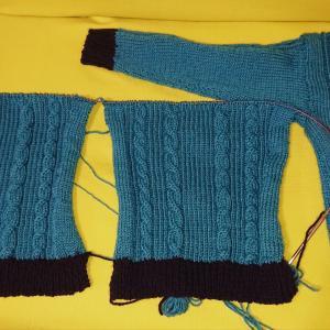 2着目のセーター