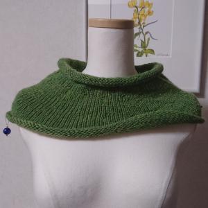 英文パターン初心者さんにおすすめのセーターです