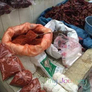 ブータン探訪記3*辛いものが好きだって?だったらブータン料理は知っているかい?