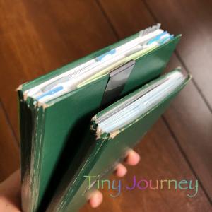 旅人必携ノートは測量野帳
