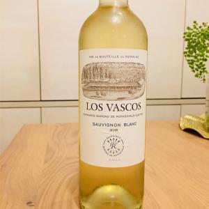 【白/チリ】あのロートシルト家が作るチリの白『ロス ヴァスコス ソーヴィニヨン・ブラン』