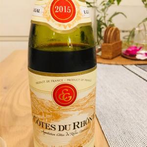 【赤/フランス🇫🇷】E.Guigal Côtes du Rhône Rouge E. ギガル コート・デュ・ローヌ ルージュ