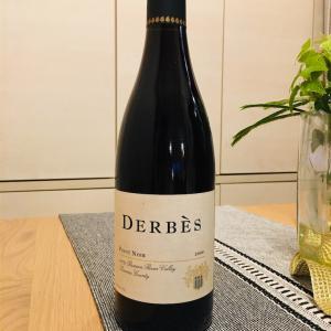 【アメリカ/赤】元オーパスワンの女性醸造家が造る赤ワイン『ダービース ワインズ ピノ ノワール ロシアン リヴァー ヴァレー 2008』