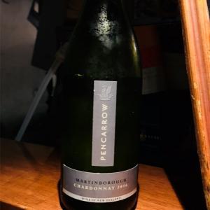 白ワイン/ペンカロウ・シャルドネ/ニュージーランド