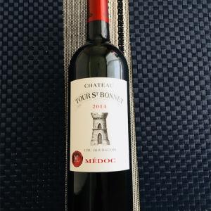 赤ワイン/シャトー・ラ・トゥール・サン・ボネ/ボルドー/