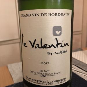 白ワイン/シャトー・モンフォール ル・ヴァランタン ブラン/フランス
