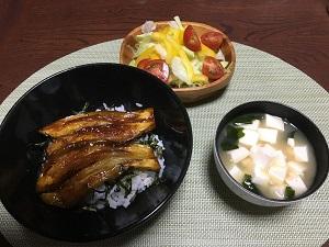 甘辛だれが美味い『ナスの蒲焼丼』を作る!材料はシンプルだけど本格的な味に変身するのがいいねぇ⁉