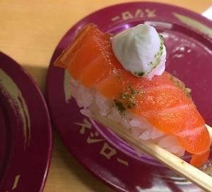 【回転寿司】スシローのメニュー「バジル香る、創作すし!」モッツァレラチーズとバジルの香りが最高過ぎるでしょうが!