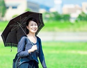 日傘は帽子よりも汗の量を17%減らせる?