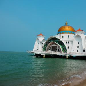多文化ミックスのマレーシアへ!④ ~マラッカでサイクリング~