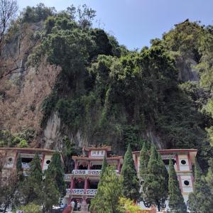 多文化ミックスのマレーシアへ!⑧ ~イポー① 大迫力の洞窟寺院へ~