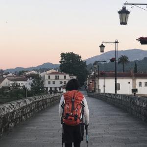 10日間でカミーノ「ポルトガル人の道」を歩く! モデルコース
