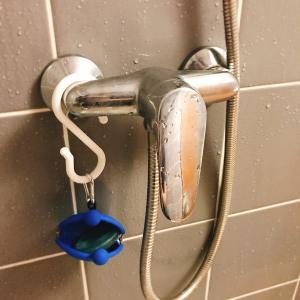 カミーノのお風呂ってこんな感じ&便利だったアイテム5つ