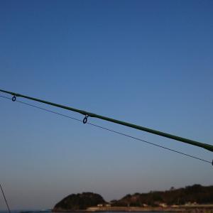 3月21日 冬眠から目覚めました ~ 和歌山 田辺のキス釣り