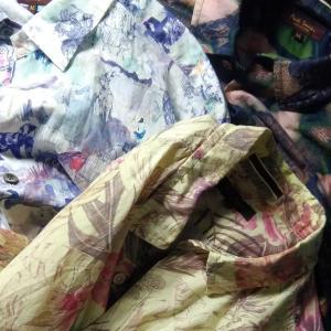 Paulsmith Collectionのプリントシャツ