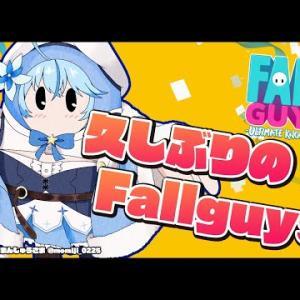 【Fall Guys】久しぶりの運動会!【雪花ラミィ/ホロライブ】