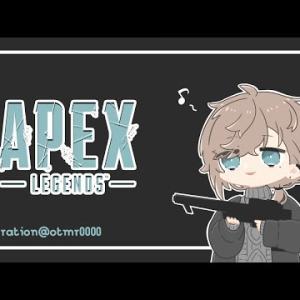 Apex   ダイヤまで行けると思う?【にじさんじ/叶】