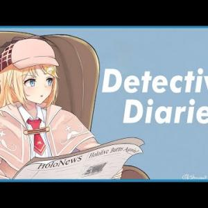 【Detective Diaries】Answering YOUR Questions~