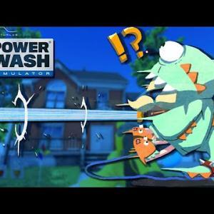 【POWERWASH SIMULATOR】WAAAAAAAAAASH IT!【#天野ピカミィ / #pikamee 】