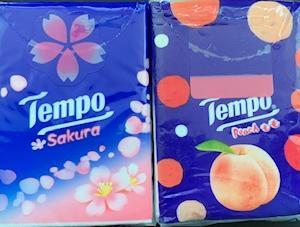 期間限定!!今度のTempoは桜です【Sakura】