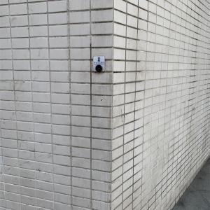 壁にポチっとする知る人ぞ知る秘密のスポット【巡回警備】