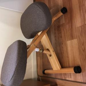バランスチェア~椅子を変えたら、集中力アップするのか?