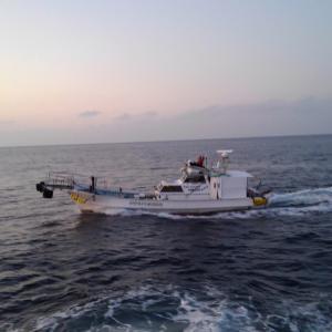 2019年10月9日五島釣行 富江 大クジラ そして・・・