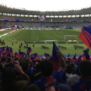 第33節 FC東京 VS 浦和
