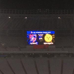 ACLプレーオフ FC東京 vs セレスネグロス