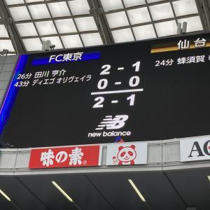 第6節 FC東京 VS 仙台