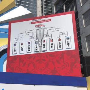 ルヴァンカッププライムステージの組み合わせ